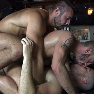Fucked & Loaded – Seth, Owen & Jett – Gallery