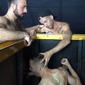 Mason Lear, Justin Case, & Joey Wagner
