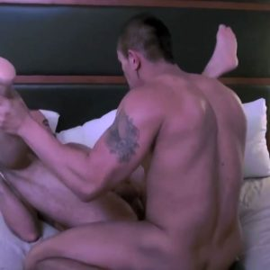 Romero Santos Invades Marcus Isaacs' Hole