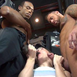 Timarrie Baker, Dalton Pierce, Michael Roman