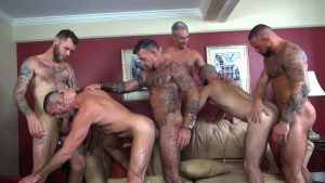 Preview – Double Decadence Gang Bang