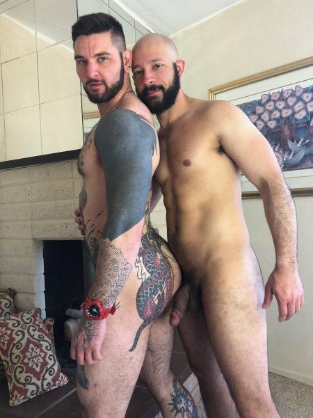 Teddy Bryce & Dylan Strokes – Castro Cruising